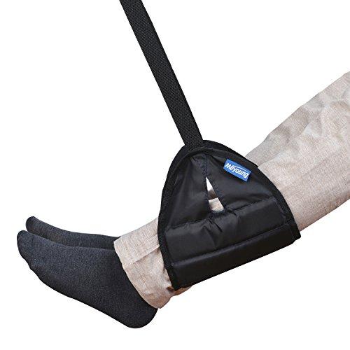 Meyoung 飛行機用フットレスト 旅行便利グッズ トラベル用足置き エコノミー症候群予防 快適