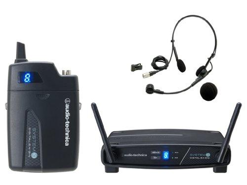 [해외]audio-technica 오디오 테크니카 | ATW1101H 헤드셋 무선 (ATW1101H)/audio-technica Audio Technica | ATW-1101H Headset Wireless (ATW 1101H)