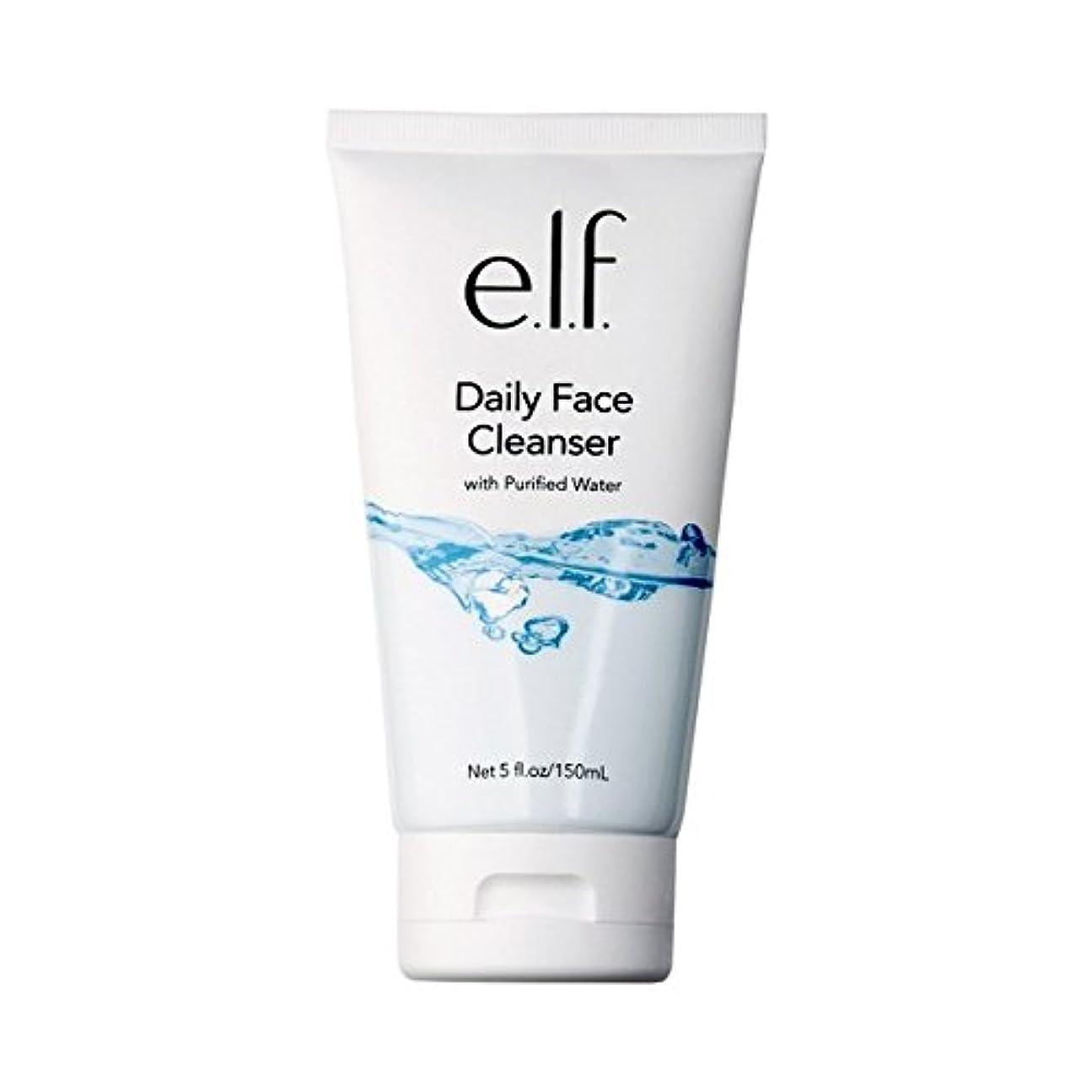 対立キャロライン無秩序(6 Pack) e.l.f. Daily Face Cleanser (並行輸入品)