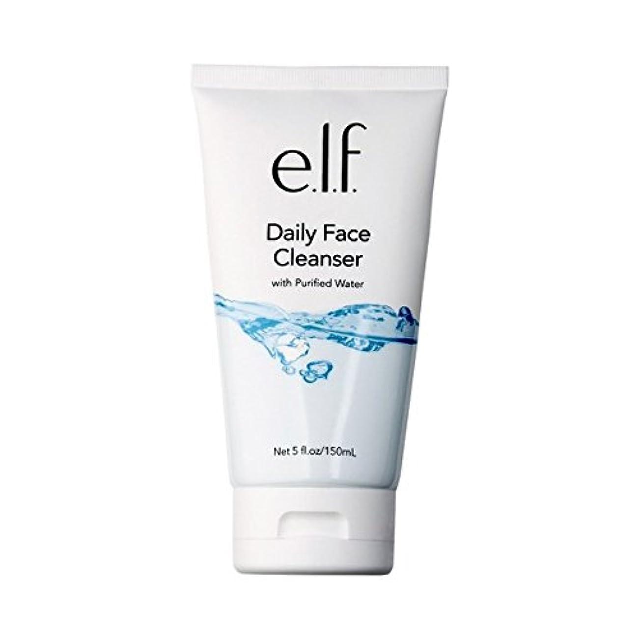 状況馬鹿げた自分のために(6 Pack) e.l.f. Daily Face Cleanser (並行輸入品)