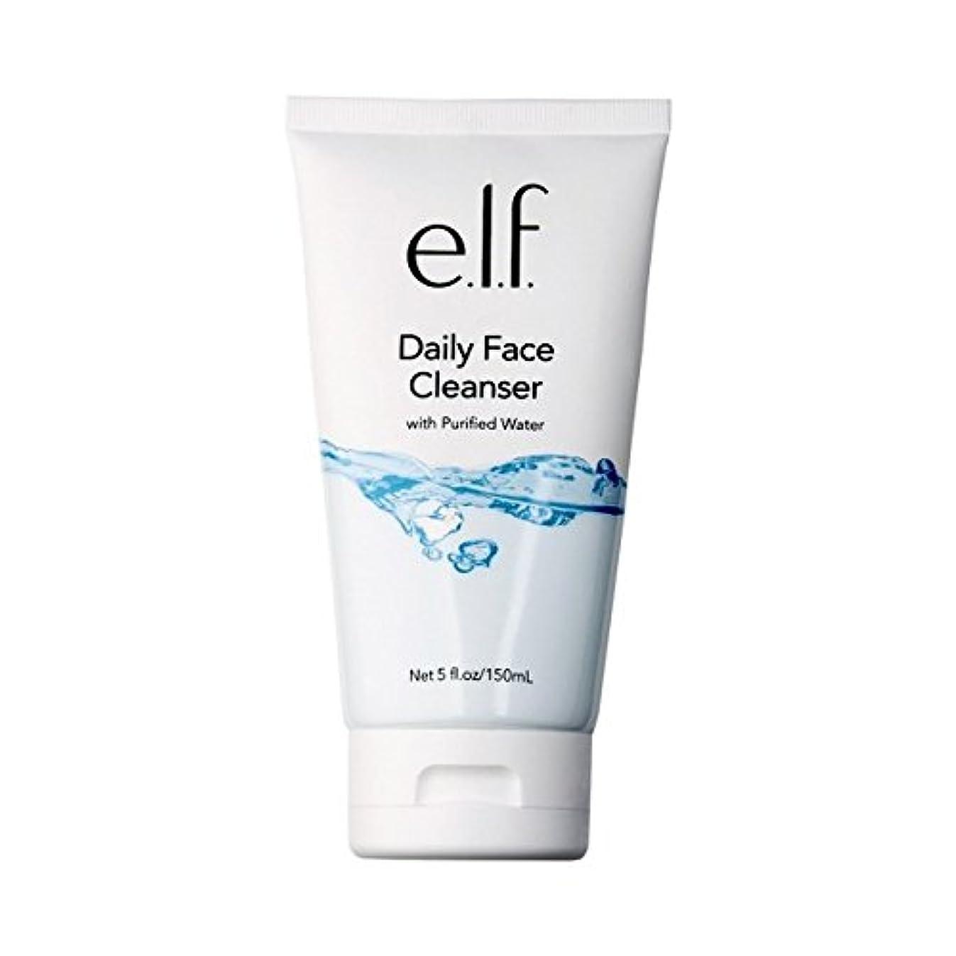 適度な液体グラマー(6 Pack) e.l.f. Daily Face Cleanser (並行輸入品)