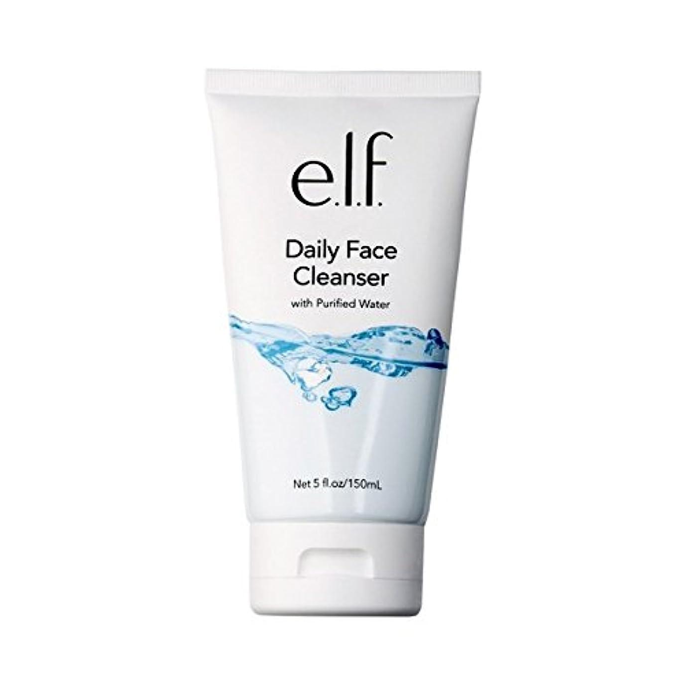 ジャニスケント私達(3 Pack) e.l.f. Daily Face Cleanser (並行輸入品)