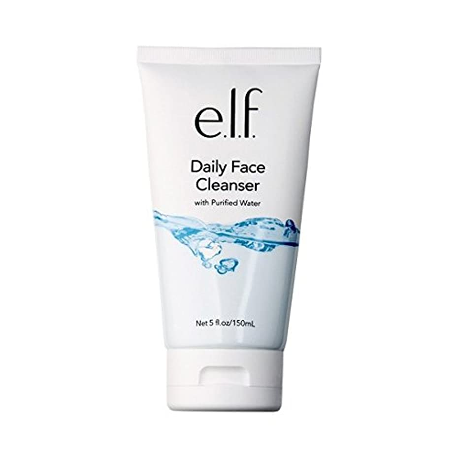 (3 Pack) e.l.f. Daily Face Cleanser (並行輸入品)
