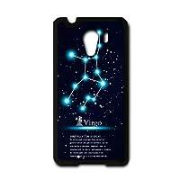 Android One S2 専用 スマホケース カバー 星座 デザインF 【乙女座/Virgo】 RB-907F おとめ座 アンドロイド ワン