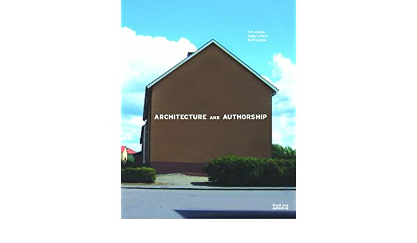 Architecture and Authorship