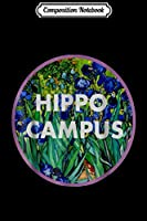 Composition Notebook: Hippo Campus Journal/Notebook Blank Lined Ruled 6x9 100 Pages