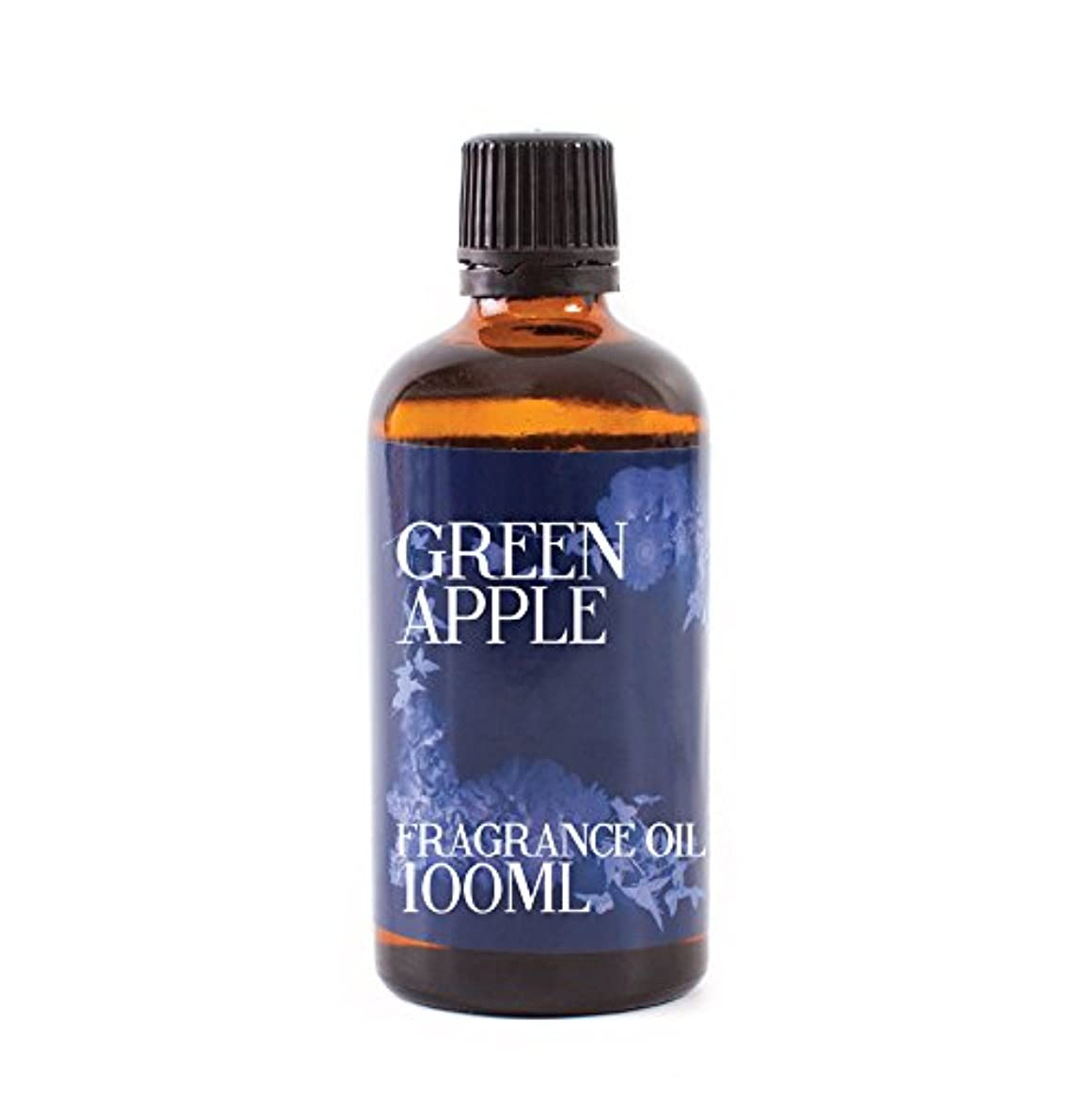 マーチャンダイザー墓値するMystic Moments | Green Apple Fragrance Oil - 100ml