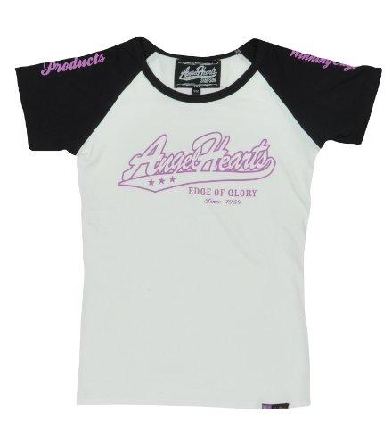 [해외]엔젤 하트 (AngelHearts) T 셔츠 WH | BK WM AHT-311/Angel Hearts (Angel Hearts) T-shirt WH | BK WM AHT-311