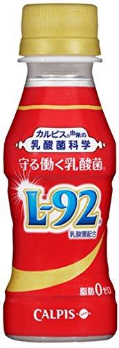 カルピス 守る働く乳酸菌 L-92 100ml×30本入×2...