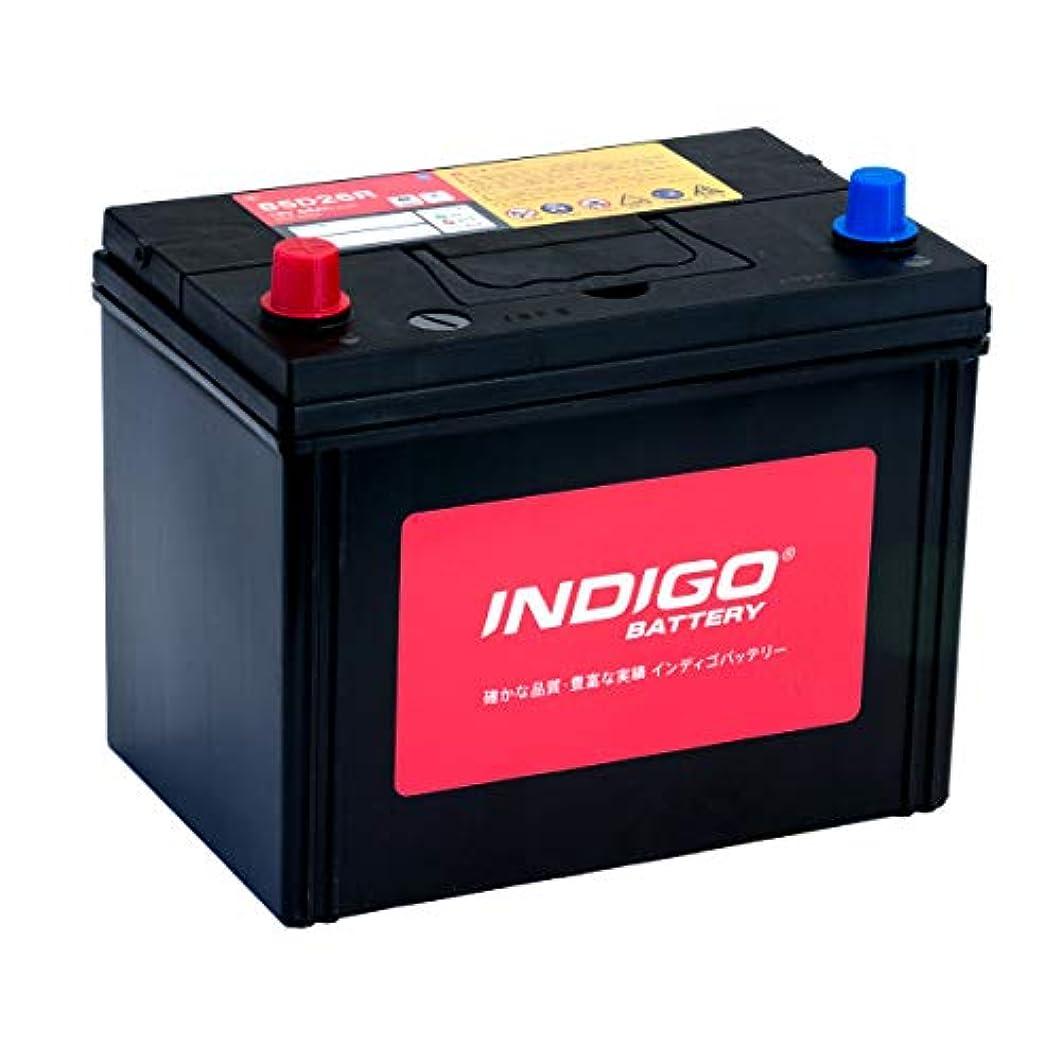 まろやかな寮気絶させるインディゴ バッテリー 85D26R ハイエースバン QDF-KDH201V H24/5~