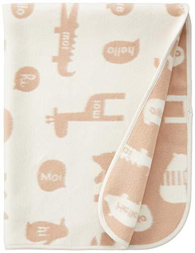 904d8cd02c058d サンデシカ 綿毛布ブランケット クッキーアニマル M 2511-8888-51