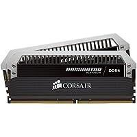 CORSAIR DDR4 メモリモジュール DOMINATOR PLATINUM Series 8GB×2枚キット CMD16GX4M2B3000C15