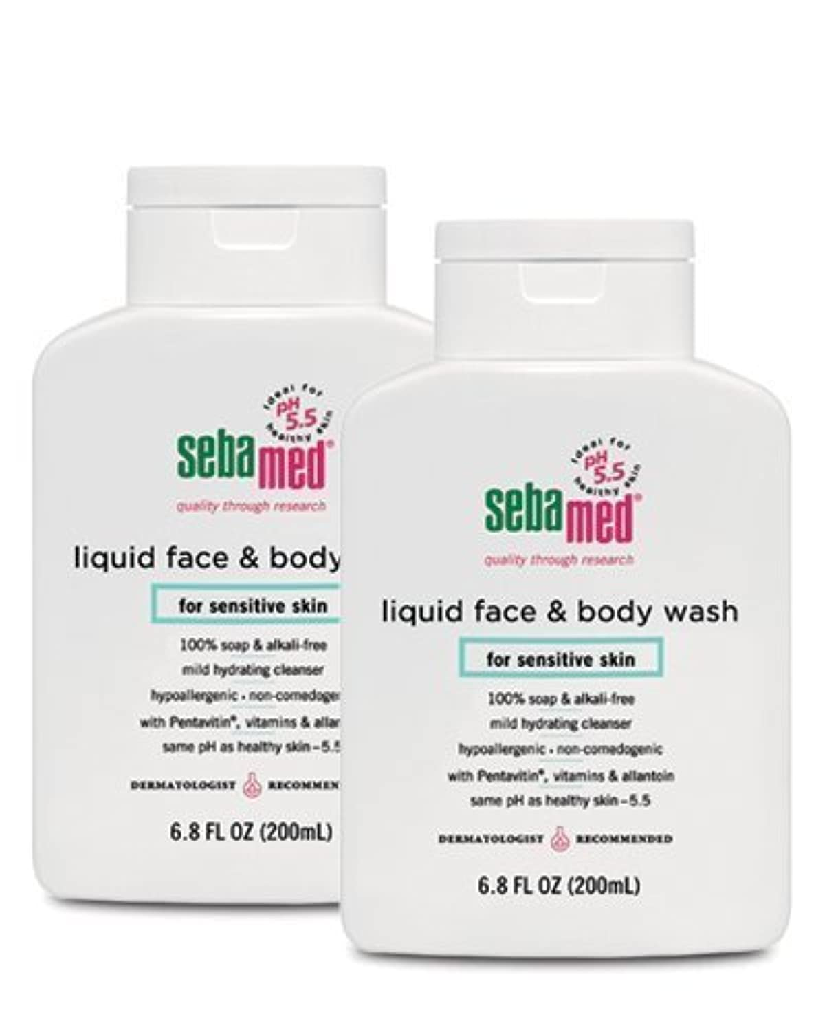 Sebamed Face and Body Wash, 6.8 Fluid Ounce Bottle by Sebamed [並行輸入品]