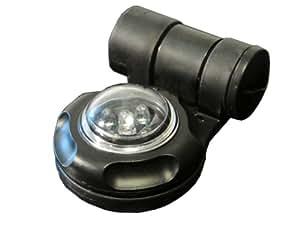 ADVENTUREタイプ タクティカルVIPライト IR/LEDストロボ レプリカ