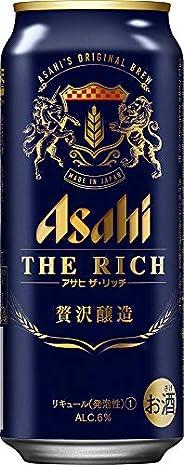 【新ジャンル/第3のビール】アサヒ ザ?リッチ [ ビール 500ml×24本 ]