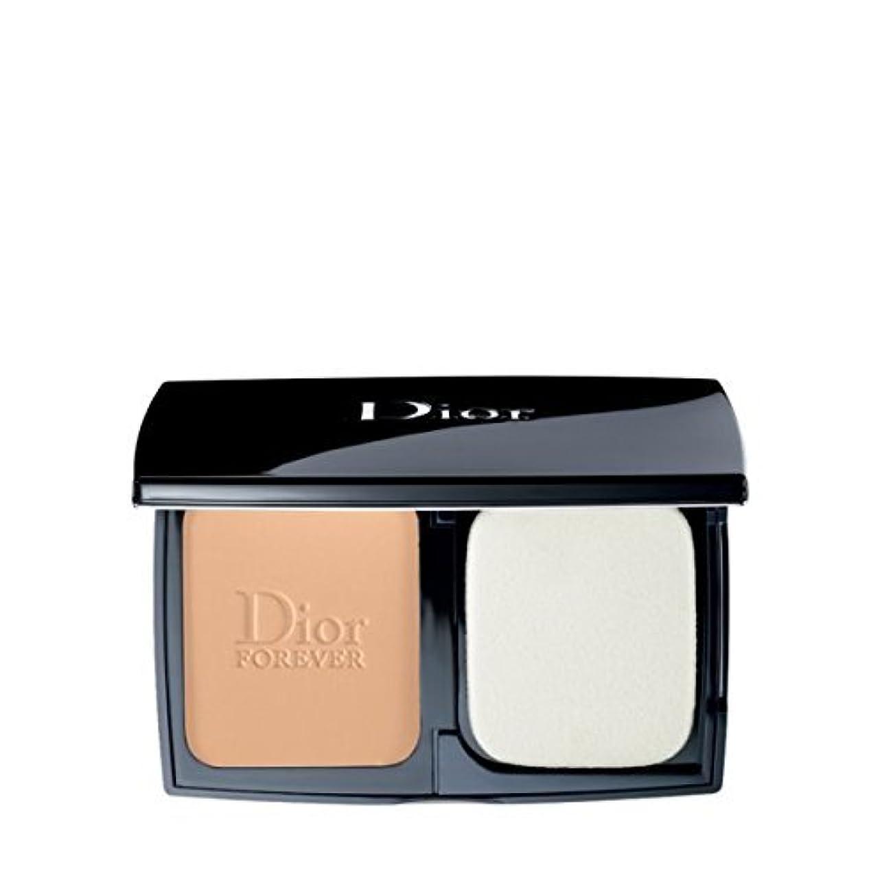 発音請負業者旋回Dior(ディオール) ディオールスキン フォーエヴァー コンパクト エクストレム コントロール (#020:ライト ベージュ)