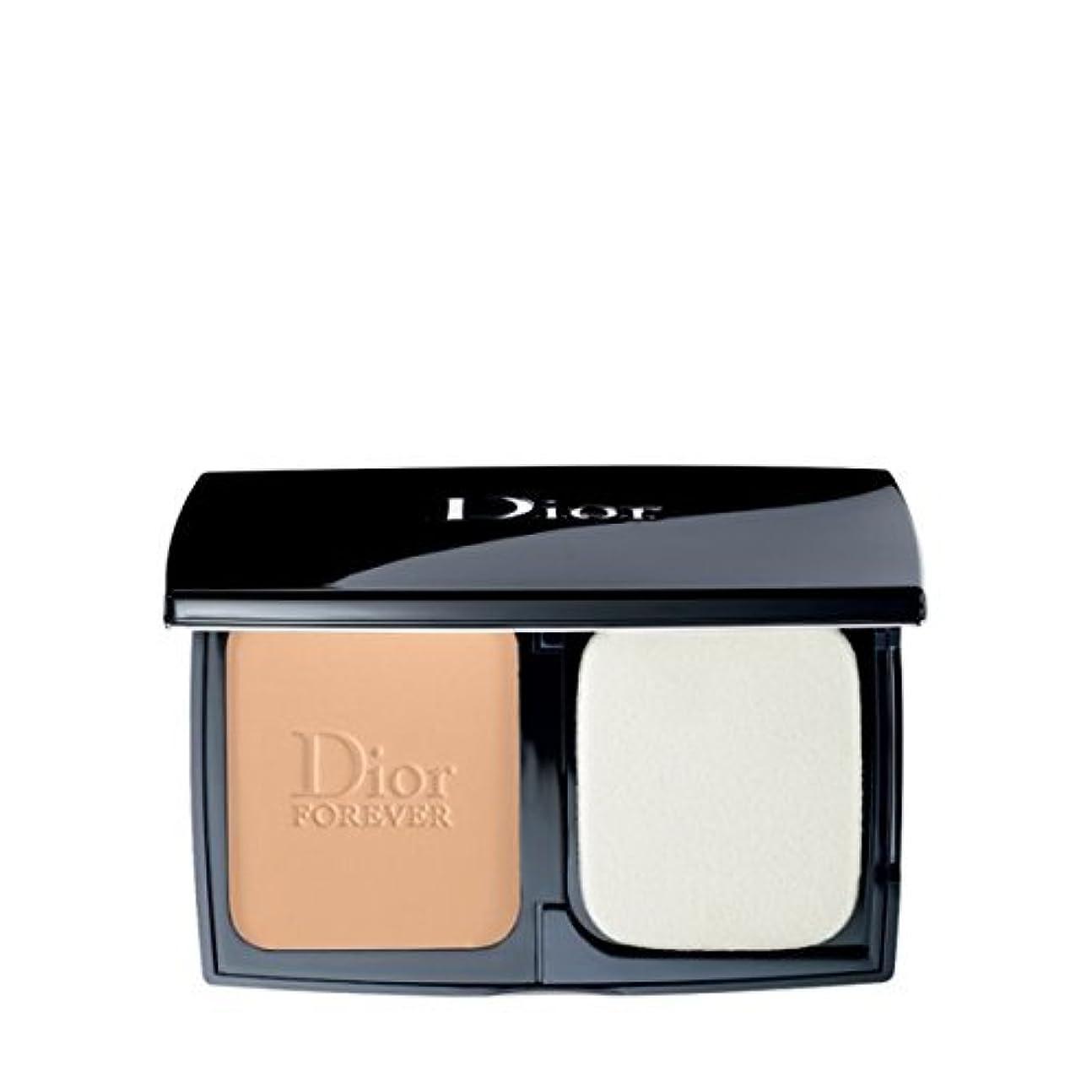 南極ファンシー雇用者Dior(ディオール) ディオールスキン フォーエヴァー コンパクト エクストレム コントロール (#020:ライト ベージュ)
