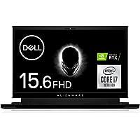 Dell ゲーミングノートパソコン ALIENWARE m15 シルバーホワイト Win10Pro/15.6FHD/Core i7-10750H/16GB/512GB SSD/RTX2070SUPER NAM85PA-ANLS