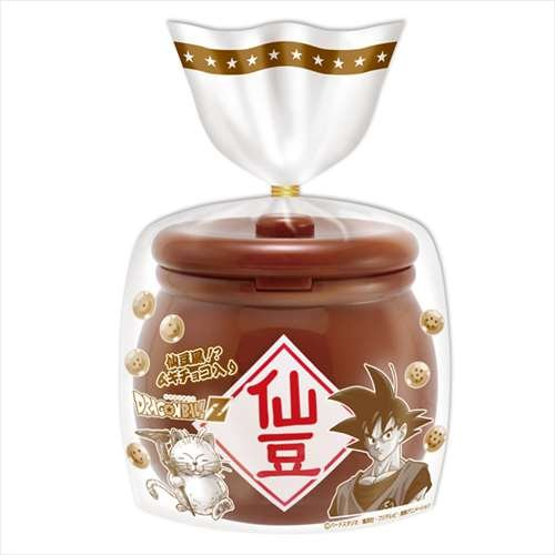 ドラゴンボールZ[お菓子 チョコレート]仙豆チョコポット/バ...