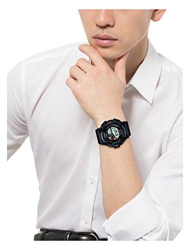 [カシオ]CASIO 腕時計 G-SHOCK ジーショック MUDMAN 電波ソーラー GW-9300-1JF メンズ