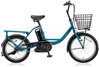 BRIDGESTONE(ブリヂストン) 18年モデル アシスタベーシックミニ A0BD18 20インチ 電動アシスト自転車 専用充電器付