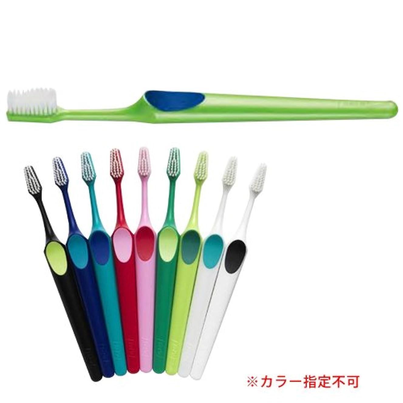 観察肺ユーモアTePe 歯ブラシ スプリーム 20本