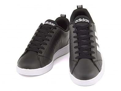 [アディダス] adidas メンズ ローカット スニーカー バルストライプス VALSTRIPES F76595 コアブラック/ランニングホワイト/ランニングホワイト 32.0cm