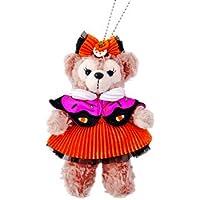 東京ディズニーシー 2017 ダッフィーのハロウィーン お菓子の仮装 ぬいぐるみバッジ シェリーメイ