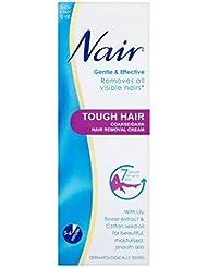 Nair Tough Hair Hair Removal Cream 200ml - ナイールタフな毛脱毛クリーム200ミリリットル (Nair) [並行輸入品]
