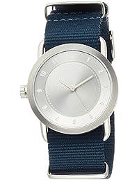 [ティッドウォッチ]TID Watches 腕時計 NO.1 ナイロンベルト TID01-36 SV/NBL  【正規輸入品】