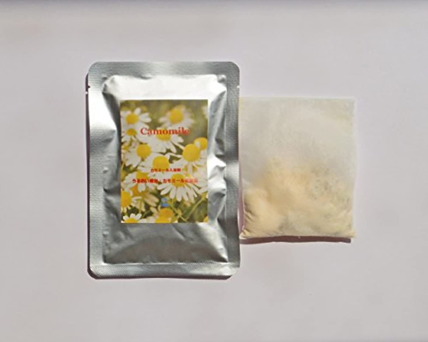 悲鳴状シロクマGH-Labo カモミール入浴料(5包入)