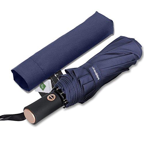 Bodyguard 折り畳み傘 ワンタッチ自動開閉傘 頑丈な10本骨 Teflon撥水加工210T最...