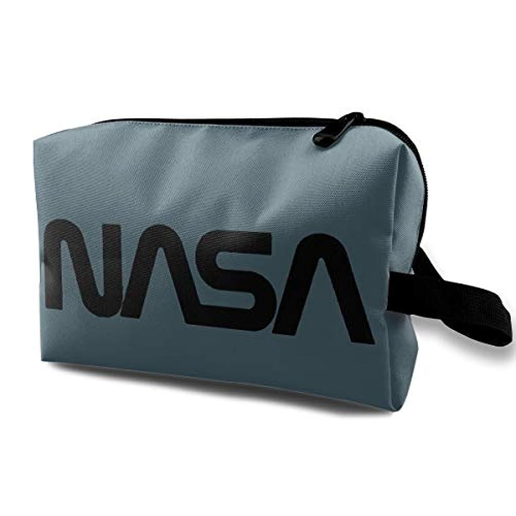 予備またはどちらか束DSB 化粧ポーチ コンパクト メイクポーチ 化粧バッグ NASA 航空 宇宙 化粧品 収納バッグ コスメポーチ メイクブラシバッグ 旅行用 大容量