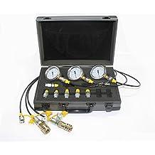 XZT 60M Hydraulic Pressure Test Coupling Kit Repair Tools for Caterpillar Case KomatsuExcavator Construction Machine