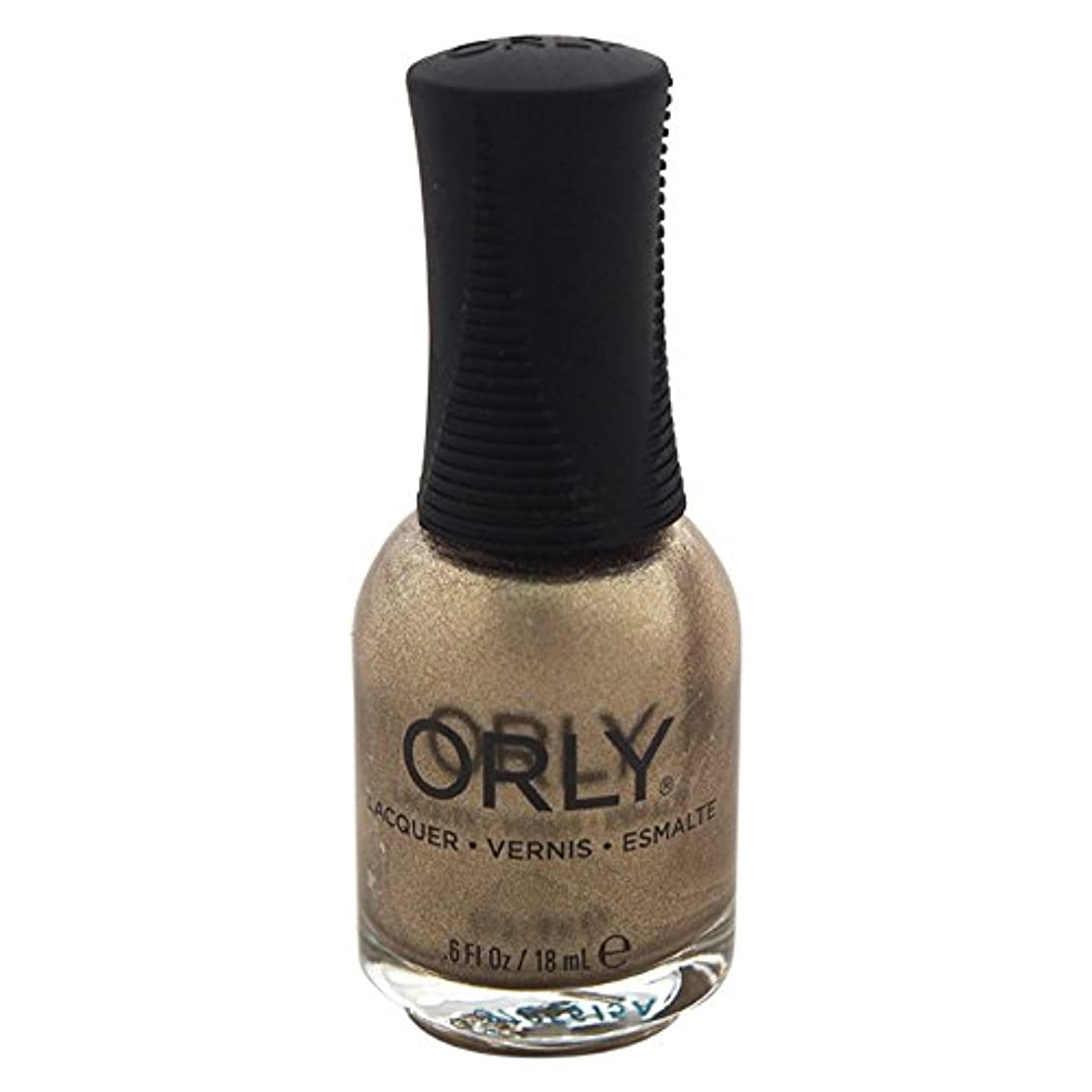 証書ハイブリッド顔料Orly Nail Lacquer - Luxe - 0.6oz / 18ml