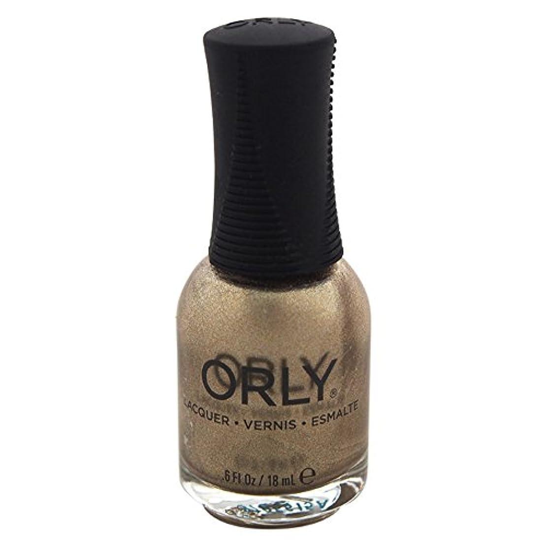 ええフォロー休眠Orly Nail Lacquer - Luxe - 0.6oz / 18ml