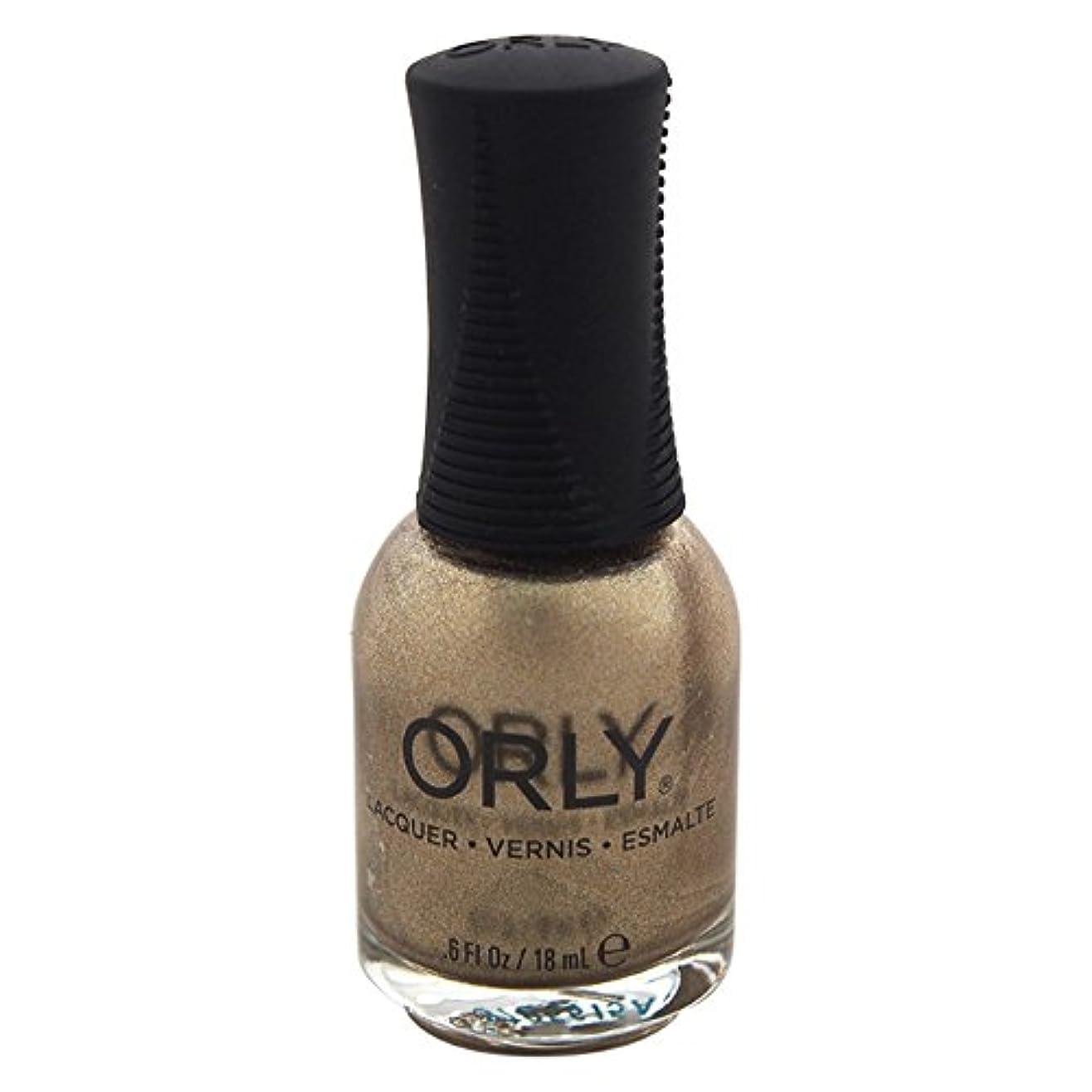 パットアセンブリ表面Orly Nail Lacquer - Luxe - 0.6oz / 18ml