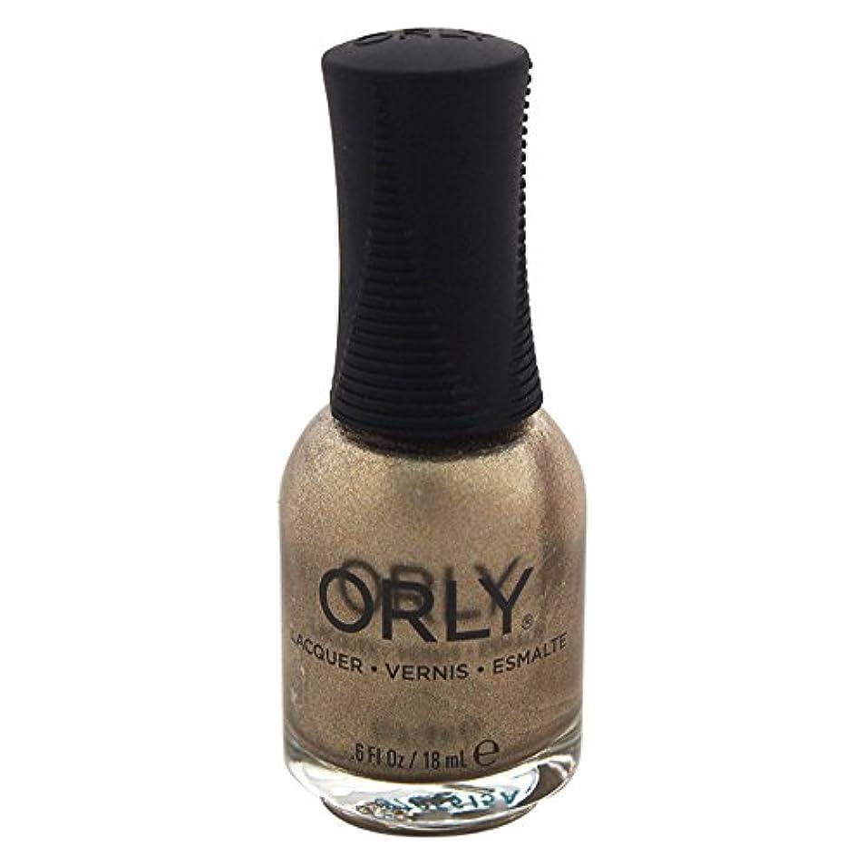 憂鬱なクリームロック解除Orly Nail Lacquer - Luxe - 0.6oz / 18ml