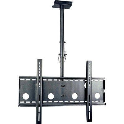 エース・オブ・パーツ テレビ天吊り金具 37-65インチ対応 下向き調節 ブラック CPLB-102MB 【中型テレビ天吊り】
