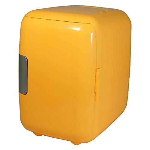 4L冷温庫 オレンジ RA-MR04