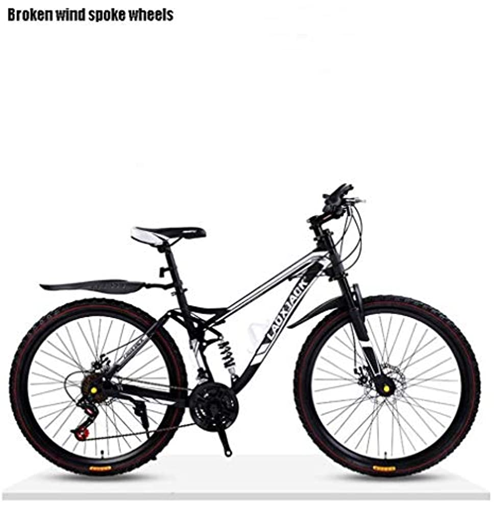 単位手足結核アウトドア バイクフライサイクリングマウンテン自転車道路滑り止めのMtb自転車ビーチスノーモービルは、大人の男性と女性のための24インチホイールクルーザーバイク自転車