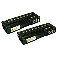 リコー 用 エコッテ リサイクルトナー IPSiO SP トナー カートリッジ C220 イエロー 2本セット