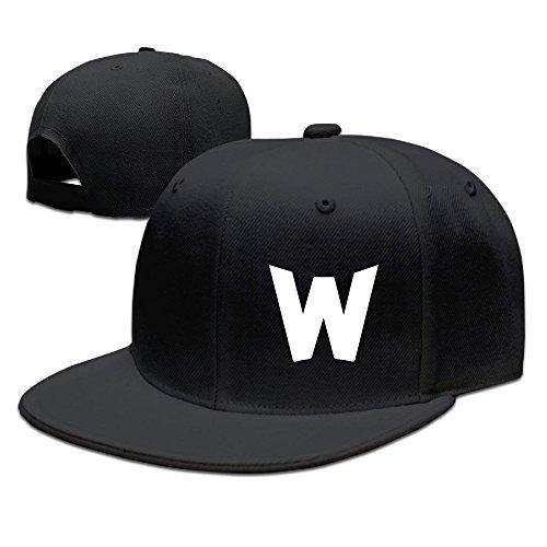 メンズ レディース 横浜DeNAベイスターズ BayStars 平らつば 野球帽 BBキャップ One Size ブラック