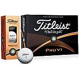 TITLEIST(タイトリスト) ゴルフボール 15 PRO V1 1ダース 12個入り