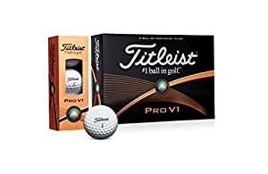 TITLEIST(タイトリスト) ゴルフボール PRO V1 ダブルプレイナンバー  ボールナンバー:11、33、55、77