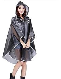 (ビメイゴー) Bmeigo メンズ レディース レインコート レインウェア 雨具 携帯 カッパ ポンチョ 男女兼用 -07F30