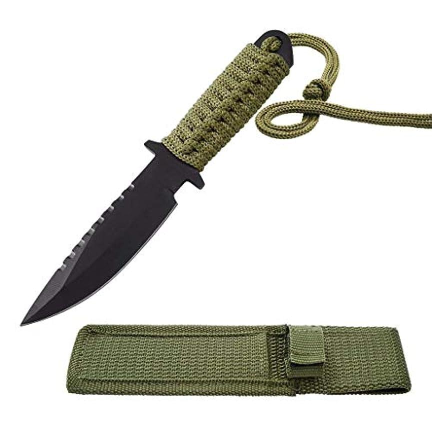 鳴り響くダイヤル飢饉FINDKING サバイバルナイフ キャンプナイフ ハンティングナイフ 狩猟用ナイフ シースナイフ