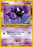 Pokemon - Gastly (65) - Neo Destiny