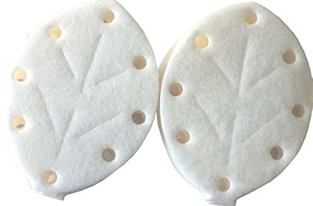 我慢する拮抗するサイクロプスアロマブリーズ NEWリーフ型 詰替えマット (10枚入り)