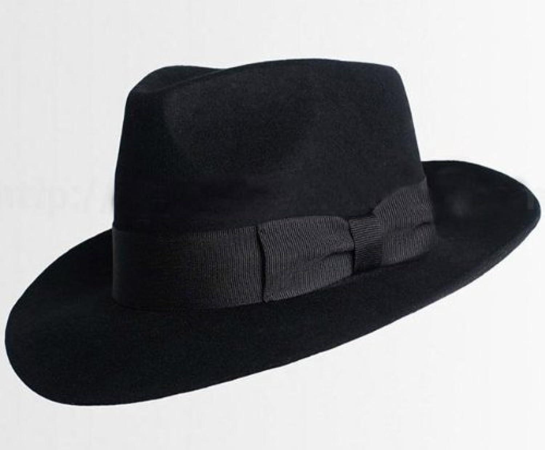 マイケル?ジャクソン 同型帽子 ハット Michael Jackson King of POP 59cm TA54